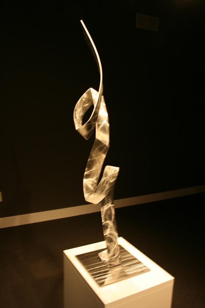 NY0674M - Metal Art by Nicholas Yust, Alternate Angle 3