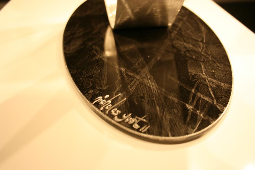 NY0676M - Metal Art by Nicholas Yust, Alternate Angle 1