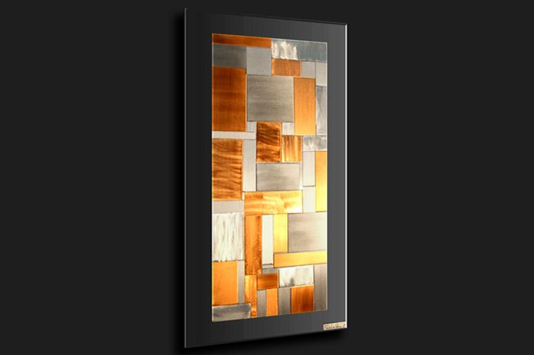 NY0683M - Metal Art by Nicholas Yust, Alternate Angle 1