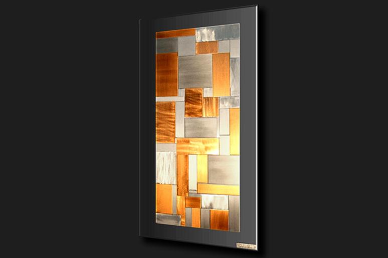 NY0683M - Metal Art by Nicholas Yust, Alternate Angle 2