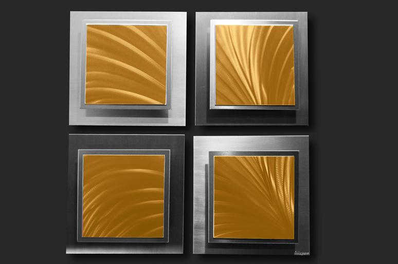 NY0689M - Metal Art by Nicholas Yust, Alternate Angle 2