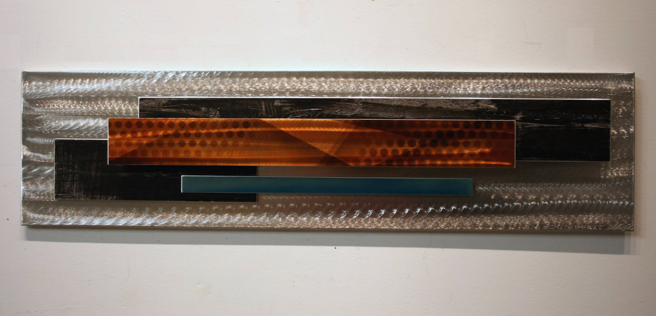 NY0694M - Metal Art by Nicholas Yust, Alternate Angle 1