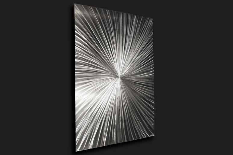 NY0716M - Metal Art by Nicholas Yust, Alternate Angle 1