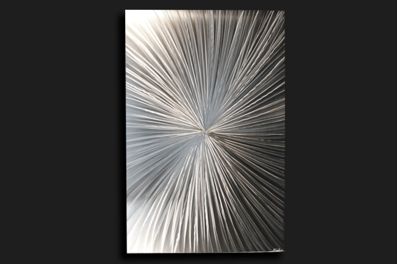 NY0716M - Metal Art by Nicholas Yust, Alternate Angle 2