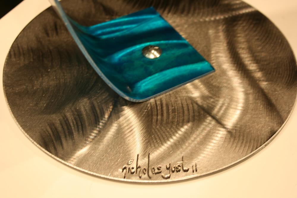 NY0735M - Metal Art by Nicholas Yust, Alternate Angle 1