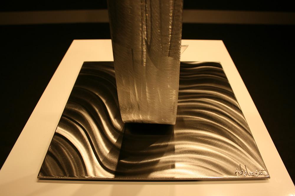 NY0737M - Metal Art by Nicholas Yust, Alternate Angle 2