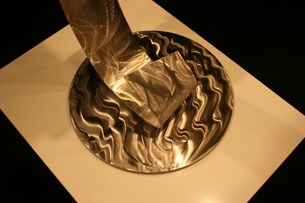 NY0746M - Metal Art by Nicholas Yust, Alternate Angle 1