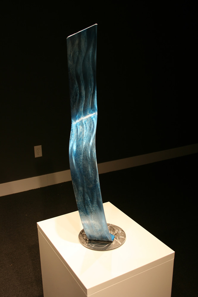 NY0752M - Metal Art by Nicholas Yust, Alternate Angle 2