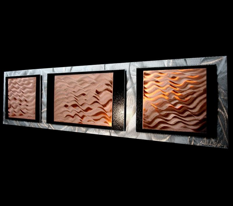 WINDOWS OF TERRESTRIAL LANDSCAPE - Modern Art by Nicholas Yust