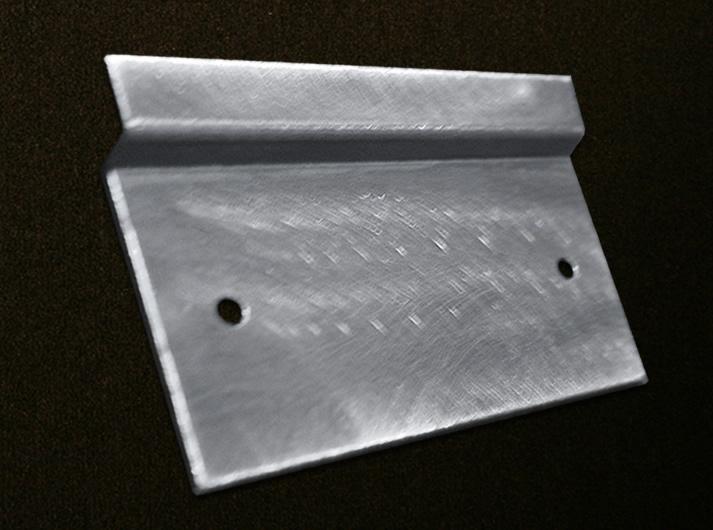 Z-BAR COMPLETE SET - HANGING HARDWARE FOR METAL WALL ART