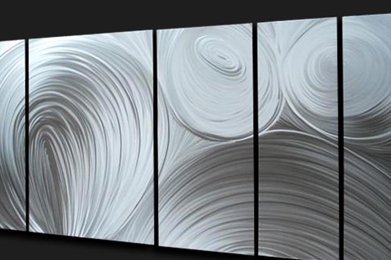 NYT0025M - Metal Art by Nicholas Yust, Alternate Angle 1