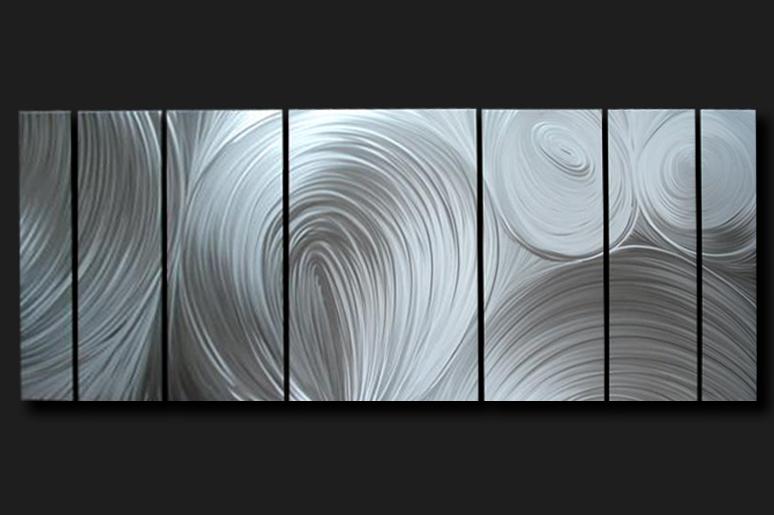 NYT0025M - Metal Art by Nicholas Yust, Alternate Angle 2