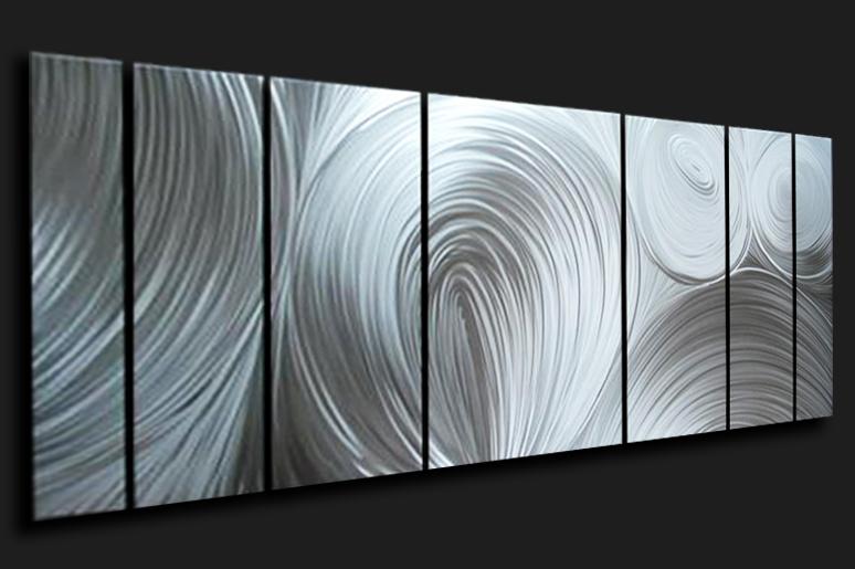 NYT0025M - Metal Art by Nicholas Yust, Alternate Angle 3