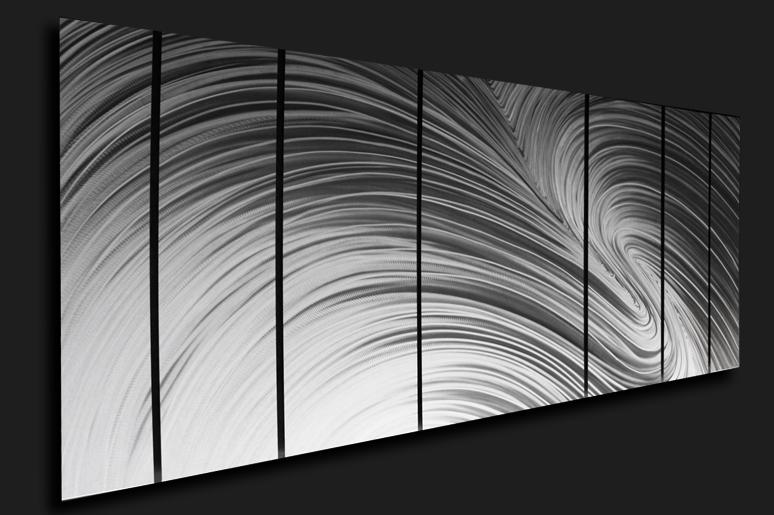 NYT0036M - Metal Art by Nicholas Yust, Alternate Angle 2