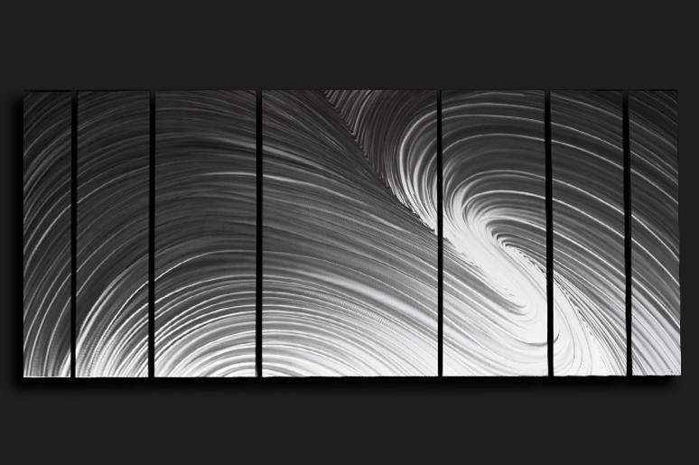 NYT0036M - Metal Art by Nicholas Yust, Alternate Angle 3
