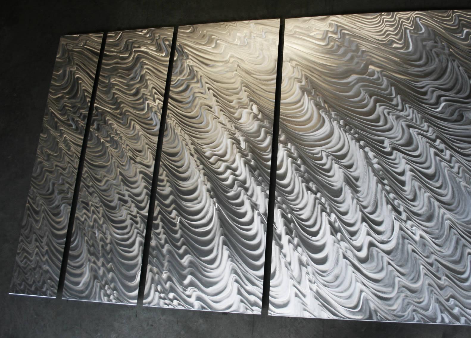 NYT0056M - Metal Art by Nicholas Yust, Alternate Angle 2