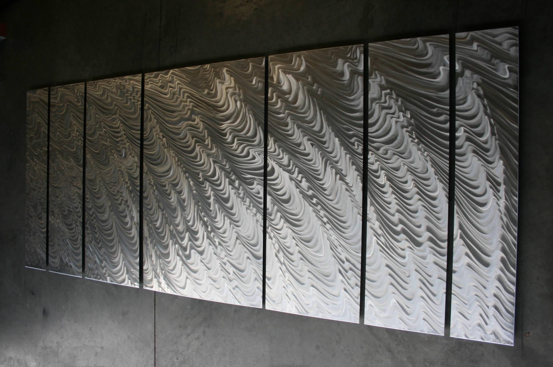 NYT0056M - Metal Art by Nicholas Yust, Alternate Angle 3