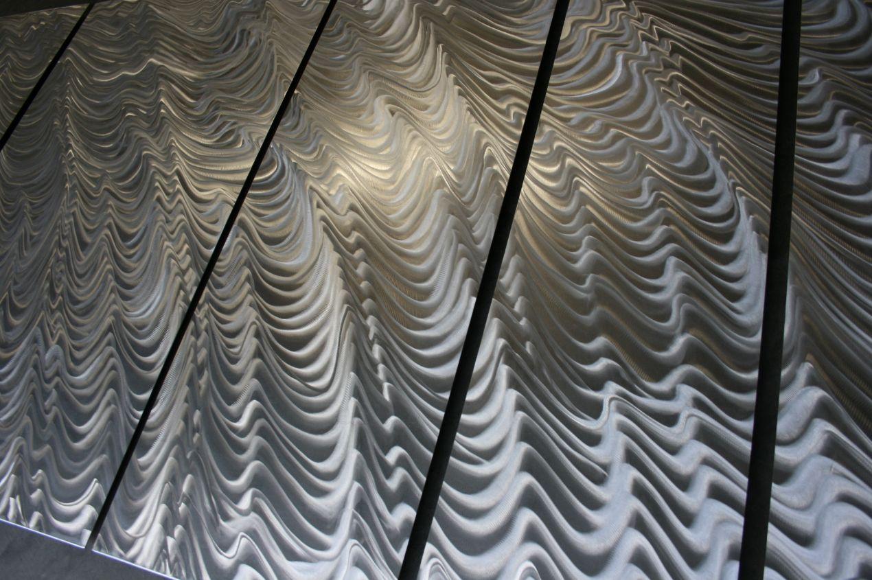 NYT0056M - Metal Art by Nicholas Yust, Alternate Angle 5