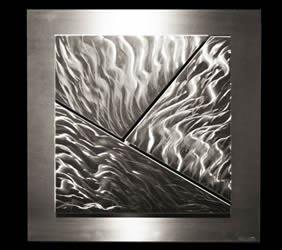 ELAN - Multidimensional Metal Art by Nicholas Yust