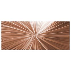 TANTALUM COPPER - Starburst Design by Nicholas Yust