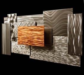 ALLO - Layered Copper Art by Nicholas Yust
