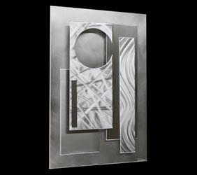 CALLISTO - Abstract Metal Art by Nicholas Yust