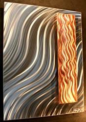 MAJESTIC VALANCY - Copper Wall Art by Nicholas Yust