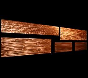 MOD V2 - Copper Artwork by Nicholas Yust