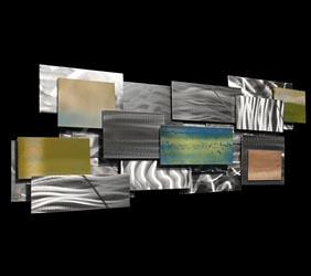 SYLVA - Multidimensional Metal Art by Nicholas Yust